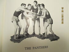 1926 Yearbook Elwood High School IN Wrestling Champions