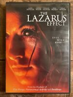 The Lazarus Effect DVD - 2015 Widescreen - Horror Movie