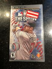 MLB 11 The Show PSP Brand New Factory Sealed