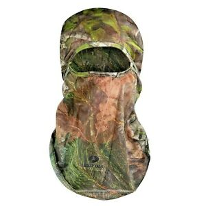 Mossy Oak Obsession Mesh Facemask Breathable Secure Fit One Size Fits Most
