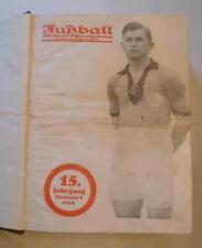 1. FC Nürnberg Zeitschriften Der Kicker Fussball Jahrgänge ab 1920