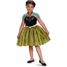 Frozen Anna Disney Costume Girl M (8-10)