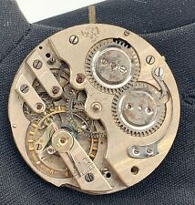 Unknown Hand Manual Vintage 4,7 mm Pocket Watch Doesn'T Works for Parts