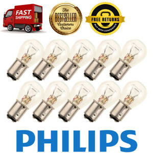 10X Standard Signaling Lamp Parking Light Bulb For 63 Falcon Sedan Delivery