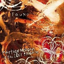 Matthew Morgan & The Lost Brigade - Found [CD] (NEAR-MINT) SHIPS FAST/FREE  #25