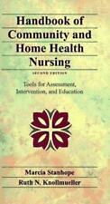 Handbook of Community and Home Health Nursing: Tools for Assessment,-ExLibrary
