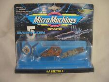 Micro Machines Babylon 5 set #6 Collection