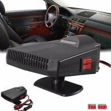 1X 12V 200W Car Heater Cooler Dryer Fan Defroster Demister Auto Overheat Protect