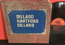 DILLARD HARTFORD DILLARD s/t 1977 FLYING FISH Country Rock LP