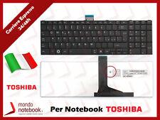 Tastiera Notebook TOSHIBA Satellite C850 C855 L850 L855 P850 P855 SENZA FRAME (N