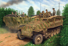 Sd. Kfz: 251/7 Ausf.D Kit DRAGON 1:72 DR7605