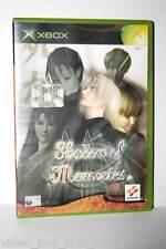 SHADOW OF MEMORIES GIOCO USATO OTTIMO XBOX EDIZIONE ITALIANA PRIMA STAMPA RT1