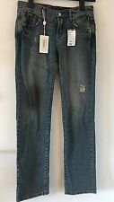 Jeans Paul Smith Triumph motor women, straight cut, collectable,size 36/small 38