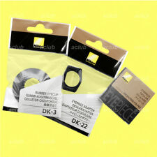 Genuine Nikon Round Rubber Eyecup for D750 D610 D600 D300S D300 D200 D90 D80 D70