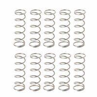 10Pcs Mouse Wheel Roller Springs for Logitech G500 G502 G700 G700S M705 M950
