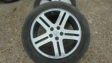 2005-2007 Dodge Magnum Charger Rim 18x7-1/2 Wheel Aluminum 10 Spoke Polished OEM