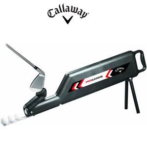 Callaway Golf Ball Pro Caddie Ball Shagger, Ball Feeder Great for practice home