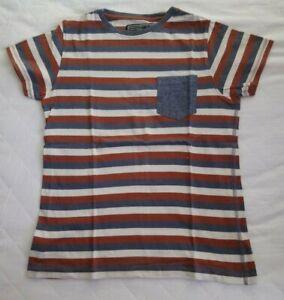 boys NEXT striped t-shirt age 11