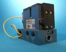 Mac Solenoid Tm-Daaj-1Da 110-120 Vac 50-60Hz On Manifold