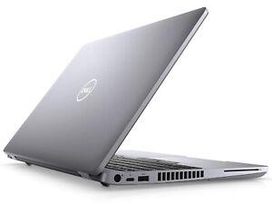 "Dell 5510 Laptop Core i5 8GB RAM 256GB SSD 15.6"" FHD Win 10 Pro"