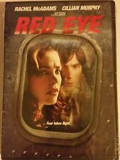 Red Eye (DVD, 2013) Rachel McAdams / Cillian Murphy *NEW* SHIPS FAST Mon-Sat!