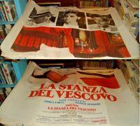 The Room Del Bishop Manifesto 4F Original 1977 Talbot Muti Dino Risi