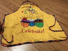 New Apron Celebrate With light , Great For Christmas Or Party