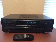 TECHNICS AV CONTROL AM/FM STEREO RECEIVER SA-EX320