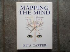 MAPPING THE MIND RITA CARTER H/B BOOK NEUROSCIENCE PSYCHOLOGY MEDICAL RESEARCH