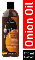 Red Onion Oil for Hair Regrowth Men and Women, 200ml Free Shipping