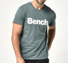 NWT BENCH Size LARGE Classic Logo Tee Shirt 39$ SRP
