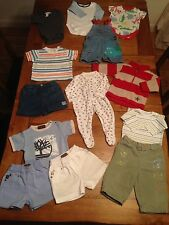 3-6mth Boys Clothes bundle. TIMBERLAND, Next, Mothercare, m&s
