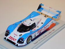1/43 Spark Toyota TS 010  Car No.8 1992 24 H of Le Mans  S2365