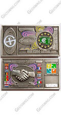 Euro Cache Bank Note Geocoin For Geocaching
