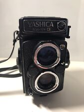 YASHICA Mat-124 G 120 Medium Format Film TLR Camera w/ 80mm F/3.5 TWIN Lens