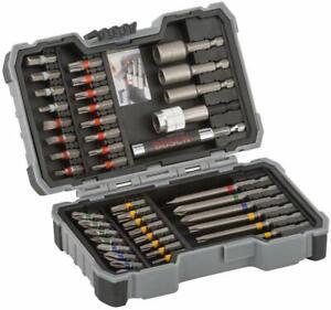 Bosch Professional 2607017164 Schrauber-Bit-Set Elektrowerkzeug 43-teilig