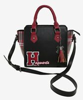 Harry Potter Crossbody Bag Purse Satchel Handbag Hogwarts Varsity NEW