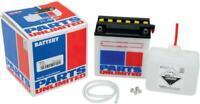 Parts Unlimited Conventional Battery Kit 6V fits Honda Honda 50/Trail 50/Express