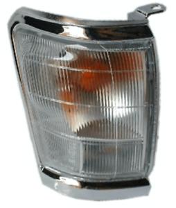 *NEW* INDICATOR CORNER LIGHT LAMP (CHROME) SUIT TOYOTA HILUX 4WD 1997-2001 RIGHT