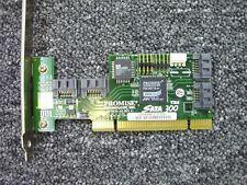 Promise Technology GP 0434-03 Rev A1 SATA 300 Tx4 4 Port RAID Controller Card