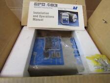 MAGNETEK GPD 403 / GPD403-A001 INVERTER ADJUSTABLE FREQUENCY DRIVE 0.75HP-5HP