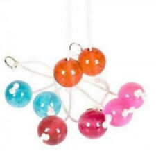 Clacker Balls Vintage Toy Clackers Pendulum Clicker Click Glass Gift For Kids