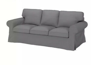 IKEA UPPLAND Cover for Sofa, Remmarn light gray Upland - 404.727.76 7 Pc Open