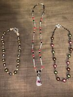 Custom Handmade 1 Woman Necklace & Pendant 2 Without Pendant one Of A Kind Jewel
