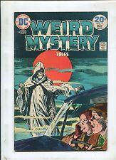 Weird Mystery Tales #11 ~ Island Of The Damned! ~ 1974 (Grade 5.0)WH