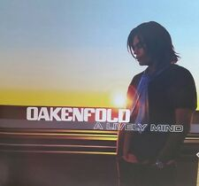 """Paul Oakenfold  """"A Lifely Mind""""  * CD / Perfecto 2006"""