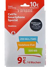 01525 2 960 940 VIP Nummer Vodafone D2 Callya Smartphone SPECIAL 10,99€ LTE 4G
