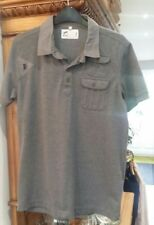 Mens Youths polo shirts eto  grey 40 in
