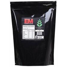 EM SUPER FOODS Green Stevia Leaf Powder 100% Pure 1kg - IN STOCK - SHIPS TODAY