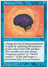 Sleight of Mind FINE PLAYED 5th Edition MTG Magic Cards Blue Rare